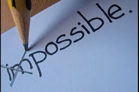 Как осуществить невозможное?
